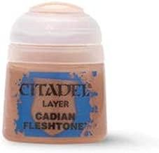 Games Workshop Citadel Layer Paint Cadian Fleshtone 12Ml