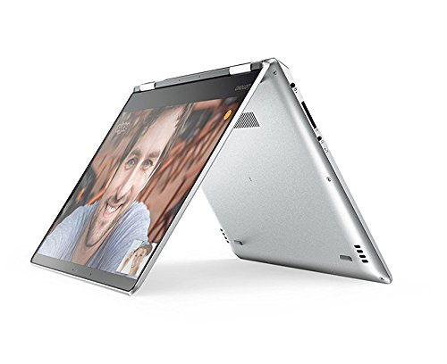 Ultrabook Lenovo Yoga 720 13IKB, Color Gris (Intel Core, Intel HD Graphics, Windows 10) Negro 14