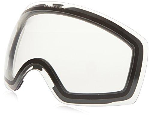 Oakley Flight Deck XM Ecran de Remplacement Masque de Ski Mixte Adulte, Clear
