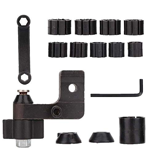 TMISHION Werkzeug zur Herstellung und Verarbeitung von Schmuck, Ringgravur Inlay Einsatzblock Micro Pave Setzwerkzeug, Verarbeitungswerkzeug zur Herstellung von adhäsivem Schmuck