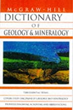 Dictionary of Geology and Mineralogy