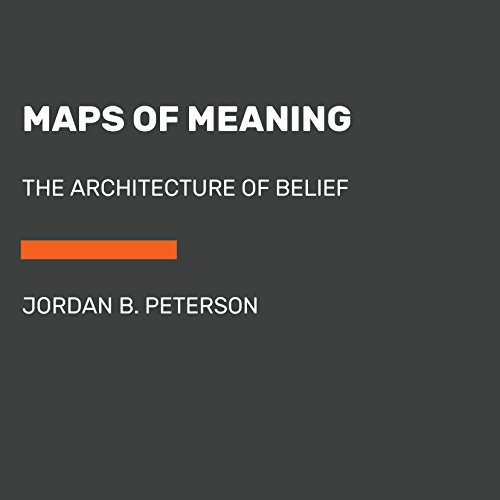 Maps of Meaning audiobook cover art