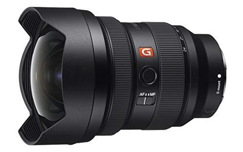 Sony SEL-1224GM - Obiettivo Full-Frame con Zoom ultra grandangolare FE 12-24mm F2.8 GM, Serie G Master, SEL1224GM (Nero)