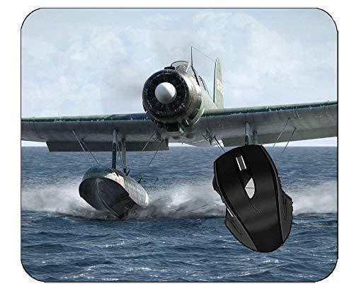 Gaming Mouse Pad Military Aichi E13A Non-Slip Rubber Mousepad
