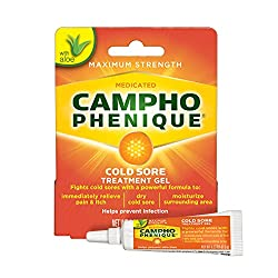 Use Campho-Phenique to treat ear mites in rabbits