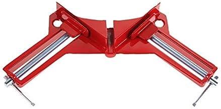 morsetto multifunzione ad angolo retto Morsetto angolare orientabile lavorazione del legno armadietti clip di fissaggio ad angolo retto 4 pezzi Morsetti angolari
