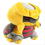 HNTOY Anime Pets Plush Toys Giratina Garchomp Krookodile Sandshrew Soft Stuffed Dolls Gift for Kids 20cm Giratina Gift