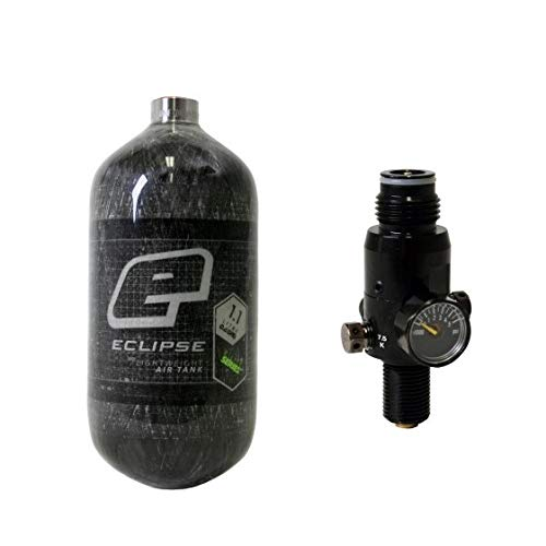 Planet Eclipse HP System 300 Bar E.LITE Edition mit Protoyz Regulator und 1,1l Armotech Supralite Flasche