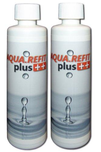 AQUA.REFIT plus - Gegen Keime, Gerüche und Luftbildung in Wasserbetten (2x 250 ml)