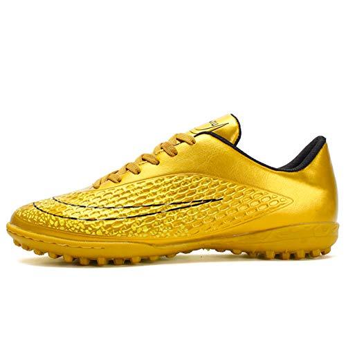 Gbzlfh Zapatos De Fútbol Para Niños Con Uñas Rotas, Zapatos De Fútbol Para Juegos De Césped...