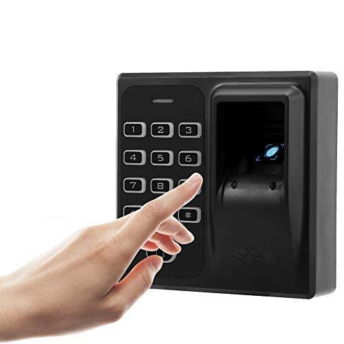 """2,4"""" TFT Orologio Marcatempo Lettore Impronte Digitali Registratore Biometrico, Rilevatore Presenze Con Impronta Digitale e Rfid Intelligent biometrico di Impronte Digitali Password Macchina"""