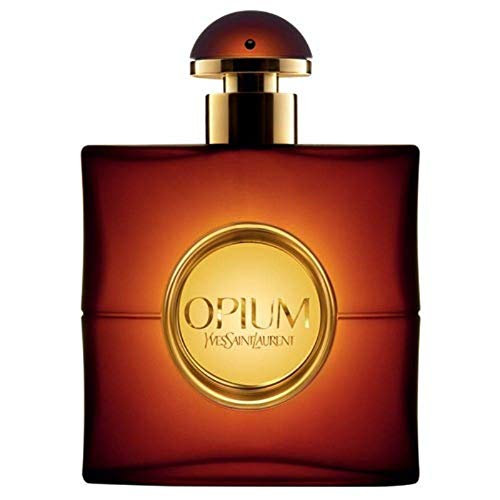 OPIUM For Women By YVES SAINT LAURENT Eau de Toilette Spray 3 oz: YVES SAINT LAURENT