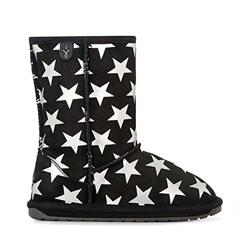 EMU Australia Kids Starry Night Deluxe Wool Boots