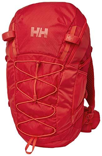 Helly Hansen Transistor Backpack Mochila, Adultos Unisex, 222 Alert Red (Rojo), Talla Única
