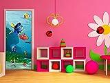 AG Design FTDv 1808  Findet Nemo Disney, Papier Fototapete
