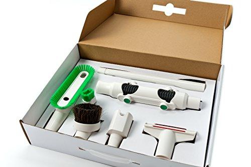 Multifunción–Kit de accesorios para Vorwerk Kobold 130, 131, 135, 136, VK140, VK150, VK200, vt265, vt270y VT300Vorwerk Tiger 252, 260, 265, 270y 300