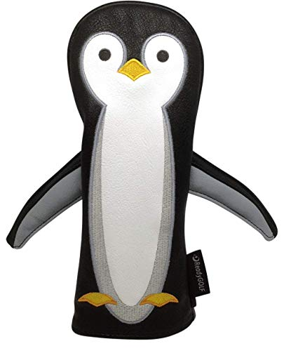 ReadyGOLF: Embroidered Animal Hybrid Headcover - Penguin