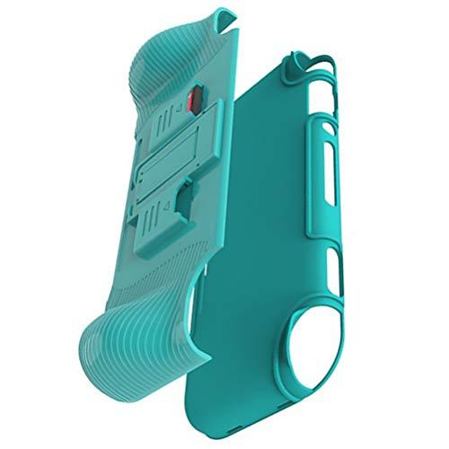 OSALADI Estuche Protector Rígido con 2 Ranuras para Cartuchos Compatible con Switch Lite