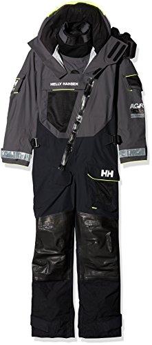 Helly Hansen Herren Tauchanzug Aegir Ocean Survival Suit, Ebony, 2XL