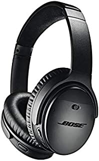 Bose QC-35 Series II Wireless Noise Cancelling Headphones - Black