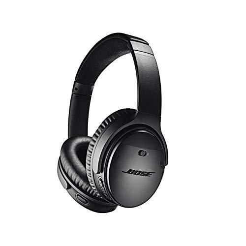 Bose QC-35 Series II Wireless Noise Cancelling Headphones - Black