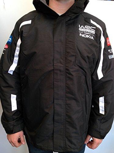 Chaleco de WRC de New World Rally Championships, negro