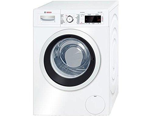 Bosch Serie 8 Voorlader Wasmachine, 9Kg, Wit