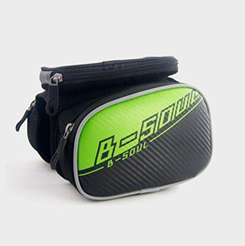 Fietstassen/leder/balken/fietsen/onderdelen/accessoires