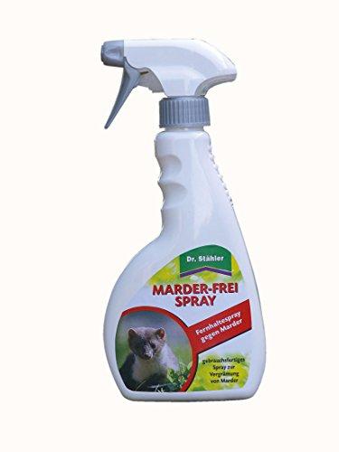 Dr. Stähler 001809 Marder Frei 500 ml, Spray
