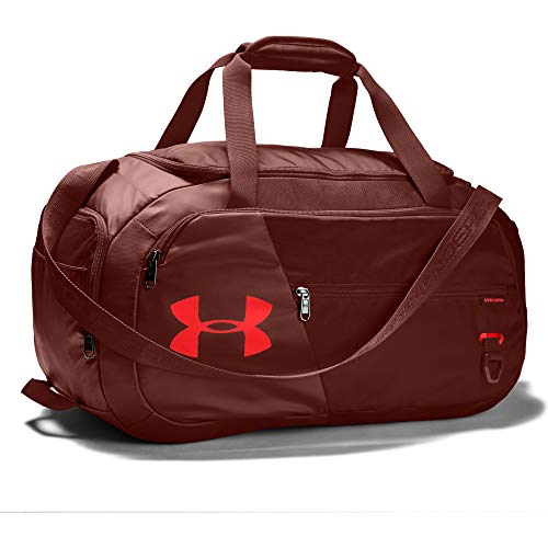 Under Armour Undeniable 4.0 Duffle SM, Gym Bag, Duffle Bag Unisex, red (Cinna Red/Cinna Red/Beta(688)), one size