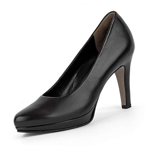 Paul Green 2634 Damen Pumps Schwarz, EU 39