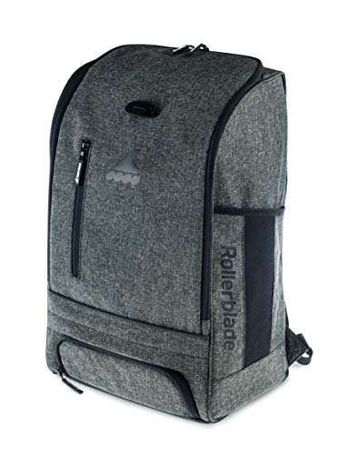 Rollerblade Unisex – Erwachsene URBAN Commuter Backpack Bag, Anthracite, UNICA