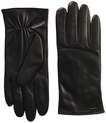 BOSS Damen GUEEN1 Handschuhe, Schwarz (Black 001), (Herstellergröße: 8.5)