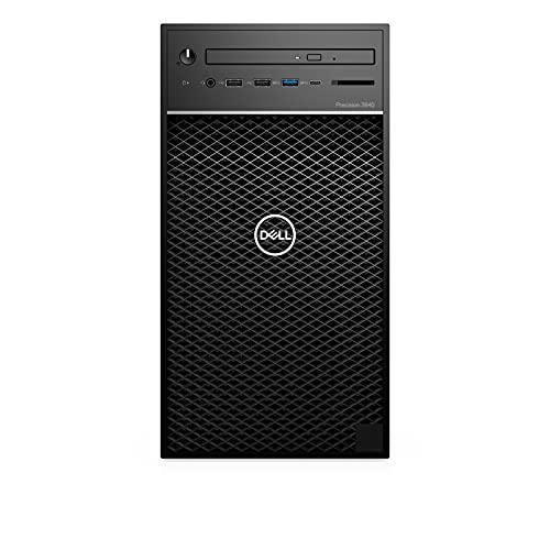 Dell Precision 3640 - Intel Xeon W-1270P - 16GB - 512GB SSD - Tower - Negro - W10 Pro