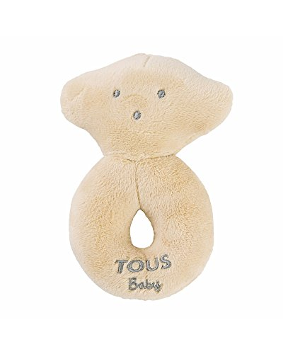 Tous Baby- Oso sonajero, Color Beige (T.Bear-601_00014_0/36M)