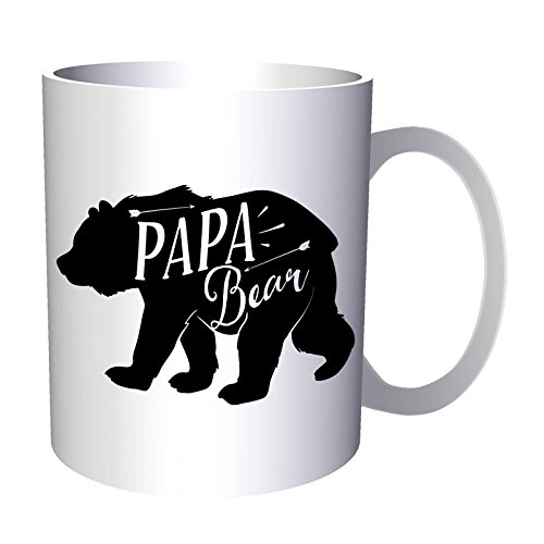 Papa Ours 33 cl Tasse j339