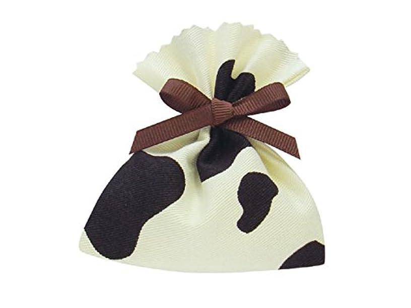 店主ダイヤモンド甘いアロマ サシェ ローズの香り(ホルスタイン柄) JA-03ROHOL