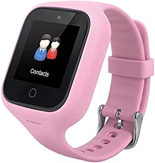Delicate Smart Watch for Kids, Kids Phone Watch with Camera GPS Tracker, Game Watch Support Calls Touchscreen Anti-lost SO...