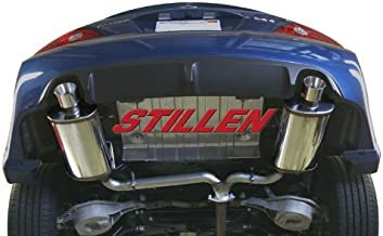 STILLEN 508275 Stainless Steel Axle-Back Exhaust System - 08-13 Altima Coupe