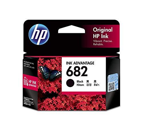 HP 682 Black Original Ink Cartridge