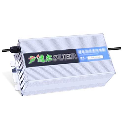 SUIBIAN Cargador de Scooter eléctrico, 58.4V 10A/20A batería de Litio Carga rápida...