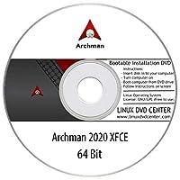 Archman Linux 2020 XFCE (64Bit) - Bootable Linux Installation DVD