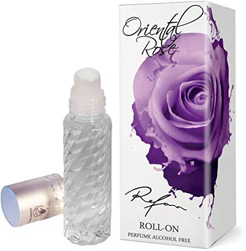 Oriental Rose Roll on 10ml Eu de Parfom alcohol free