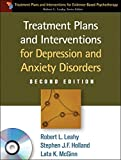 Image of Treatment Plans and Interventions for Depression and Anxiety Disorders, 2e (Treatment Plans and Interventions for Evidence-Based Psychotherapy)