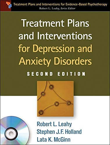 Treatment Plans and Interventions for Depression and Anxiety Disorders, 2e (Treatment Plans and Inte