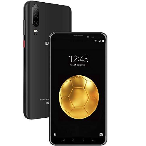 Cellulari Offerte 4G, 5.5'' HD Android 9.0, 16GB ROM/128GB Espansione 4800mAh 8MP+5MP Telefoni (Slot per schede: 2 Mirco SIM+1 MicroSD) Quad Core Smartphone Offerta del Giorno