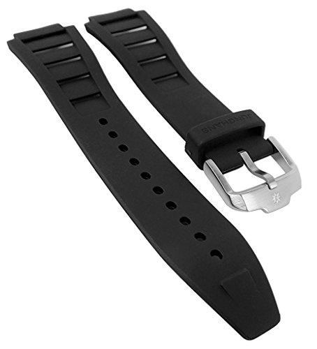 Junghans Uhrenarmband schwarz 420/6032 018/1120 018/1122 018/1424