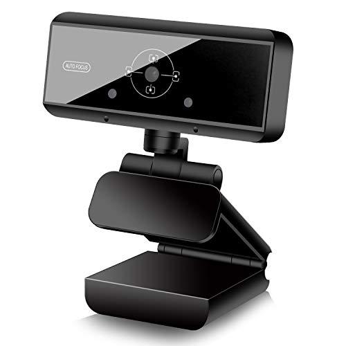 LittleMokey cámara web con micrófono, resolución de 5