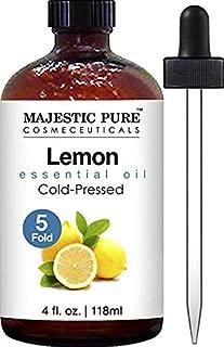 Best bulk lemon oil Reviews