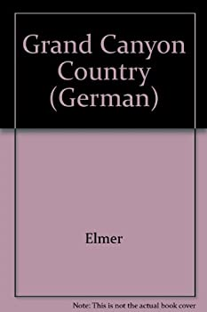 Hardcover Grand Canyon Country (German) Book